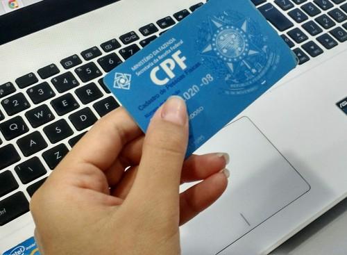 CPF sujo