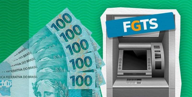 diferenças entre saque imediato e de aniversário do FGTS